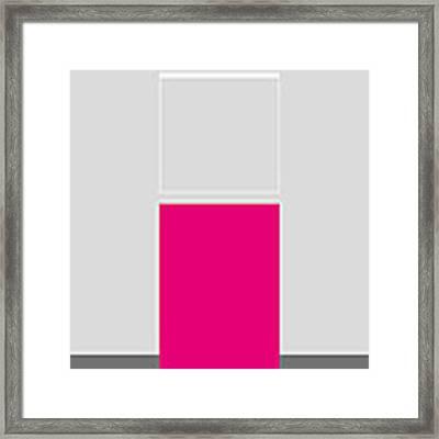 Formate Framed Print