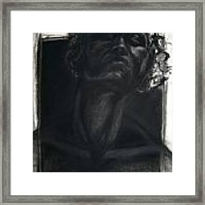Self Portrait 2008 Framed Print by Gabrielle Wilson-Sealy
