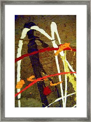 Autumn Joy Framed Print by Mildred Ann Utroska        Mauk