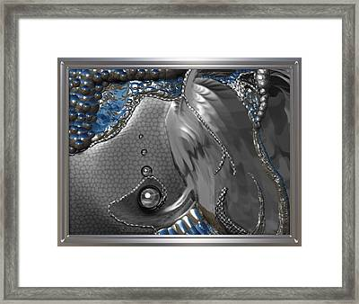 ' Fish Out Of Water ' Framed Print