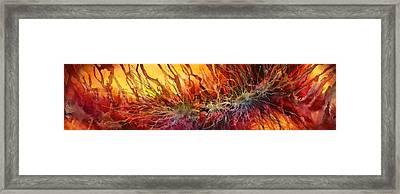 ' Gazing Into Creation ' Framed Print