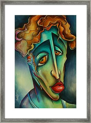 ' Image ' Framed Print by Michael Lang