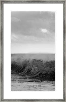 A Stormy Dream Framed Print by Brad Scott