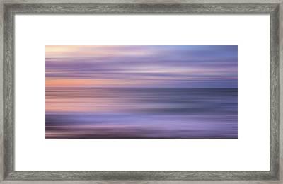 Absence Of Sunlight V Framed Print