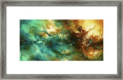 ' Alluring Space ' Framed Print by Michael Lang