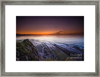 Basque Country Framed Print