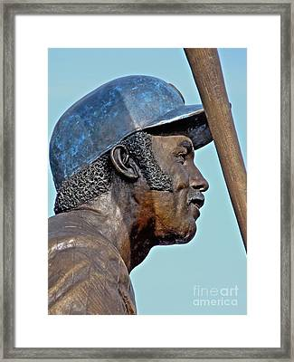 Billy Williams Framed Print by David Bearden