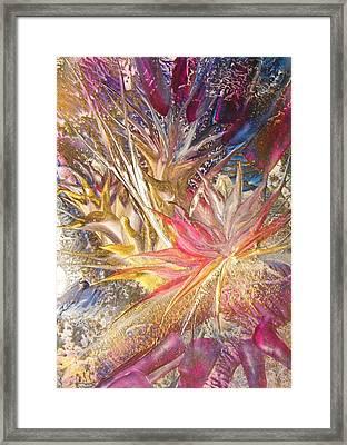 Bllooming Framed Print by John Vandebrooke