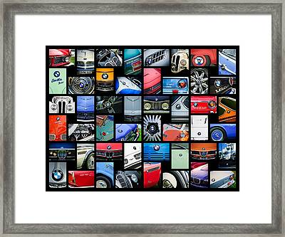 Bmw Art -01 Framed Print