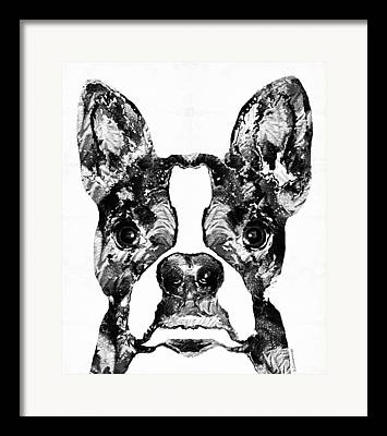 Buy Dog Art Framed Prints
