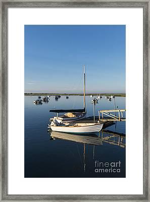 Cape Cod Cove Framed Print