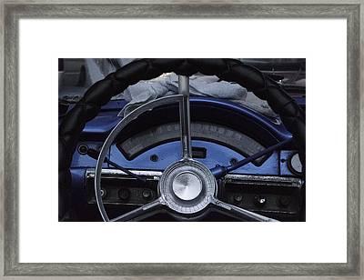 Cuba Car 6 Framed Print