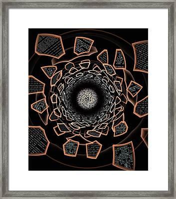 /dev/null Framed Print by Anastasiya Malakhova