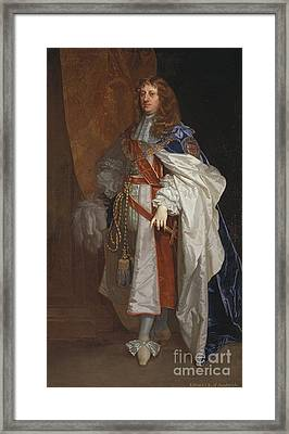 Earl Of Sandwich Framed Print by Celestial Images