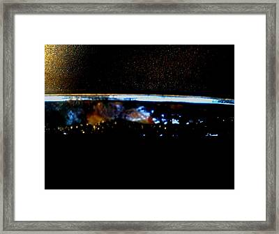 Faces And Baby Framed Print by Phillip H George