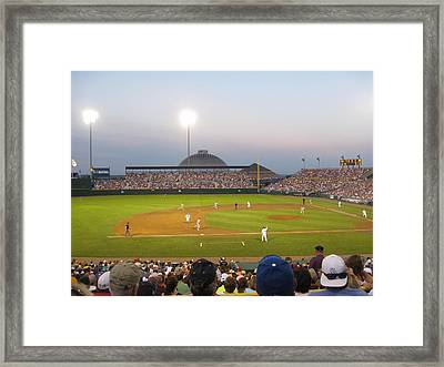 Final Rosenblatt Cws Framed Print