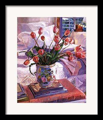 Ceramic Pot Framed Prints