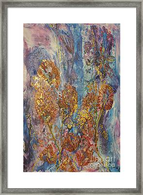 Happy New Year 2010 Framed Print by Heather Hennick