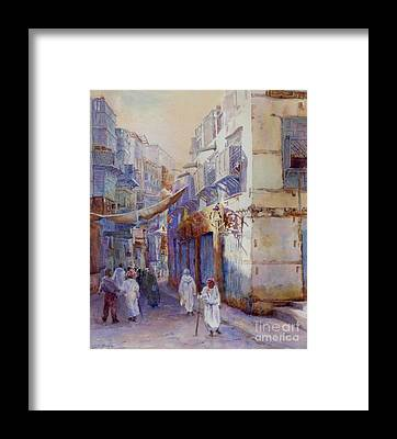 Souq Framed Prints