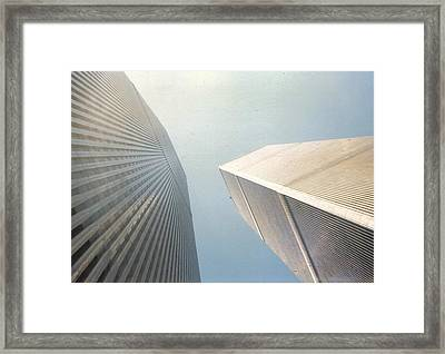I Feel Small  Framed Print by Kristine Nora