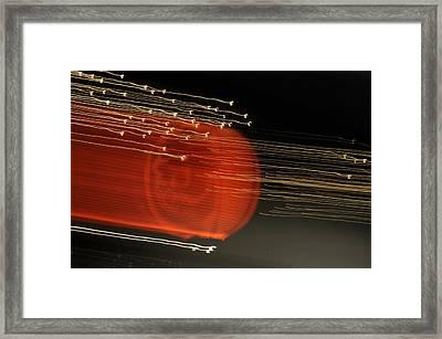 Intruder Framed Print