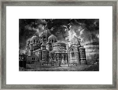La Major 19 Framed Print by Jean Francois Gil