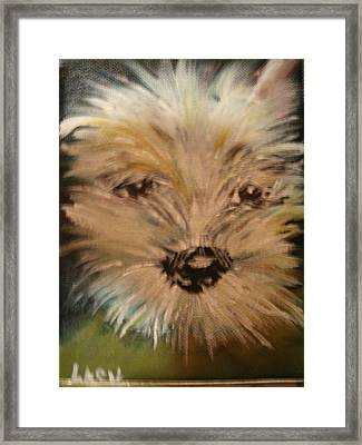 Love Framed Print by Terry Lash