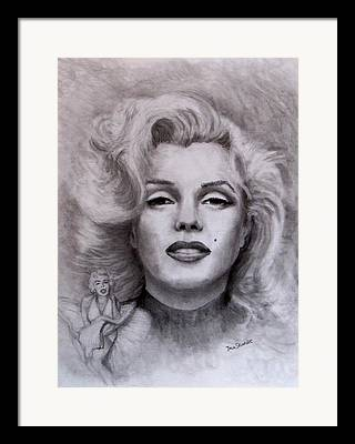Starlett Drawings Framed Prints