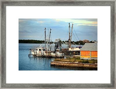 Matlacha Florida Framed Print