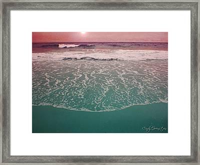 Montauk 2 Framed Print