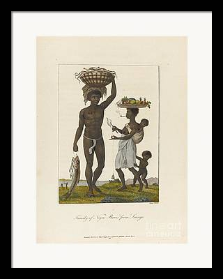 Narrative Of An Expedition Framed Prints