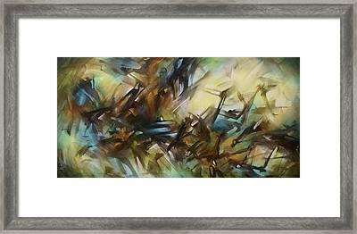 ' Natural Selection ' Framed Print by Michael Lang