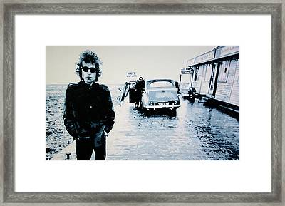- No Direction Home - Framed Print