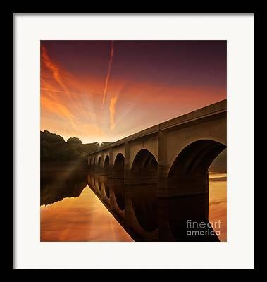 Ouzelden Brook Framed Prints