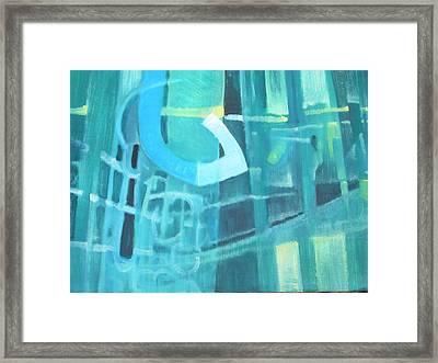 Pinturas De Antonio Tarnawiecki-444 Framed Print by Antonio Tarnawiecki