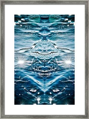 Portal No.11 Framed Print by Tim Cargill