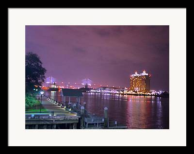 Chatham Digital Art Framed Prints