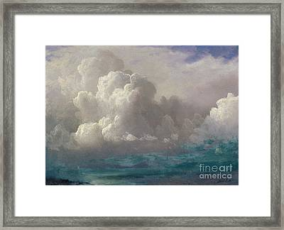 Storm Clouds Framed Print by Celestial Images