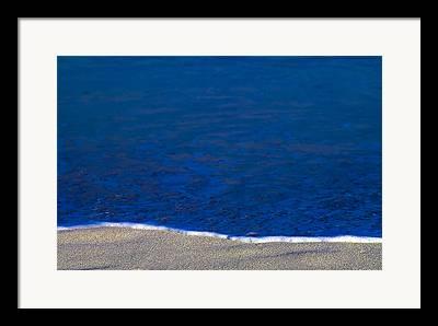 Surfline Framed Prints
