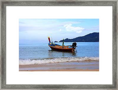 Thailand Framed Print