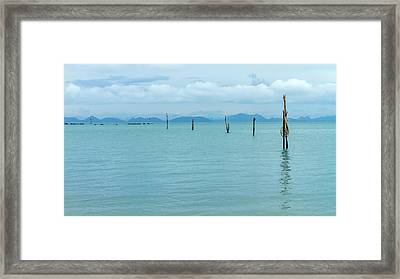 Thailand Framed Print by Stelios Kleanthous