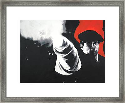 - The Godfather - Framed Print