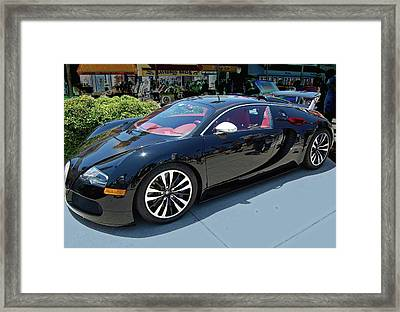 0 To 60 In 2 II Framed Print by DigiArt Diaries by Vicky B Fuller