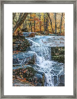 #0043 - Dummerston, Vermont Framed Print