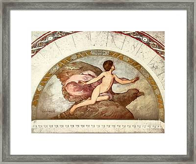 Ganymede, C1901 Framed Print