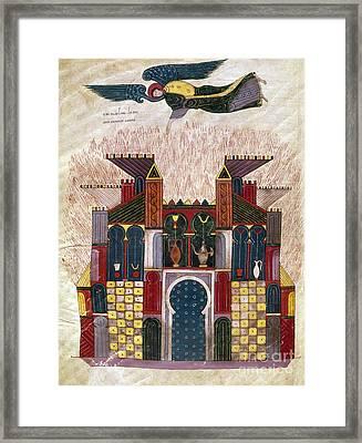Facundus Beatus, 1047 Framed Print by Granger