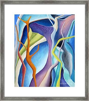 01322 Aspiration Framed Print