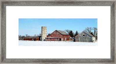 020309-70 Framed Print by Mike Davis