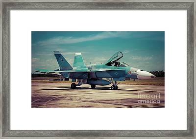 03 Framed Print by Richard Booth