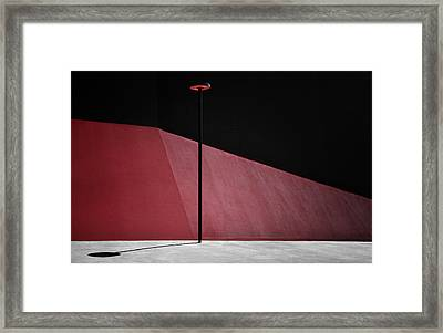 0.330555555555556 Framed Print by Samanta